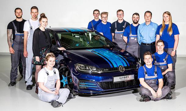 VW Golf GTI First Decade für GTI-Treffen 2017