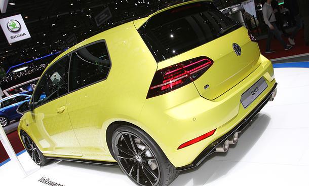 VW Golf 7 R Facelift (2017)