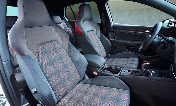 VW Golf 8 GTI (2020)