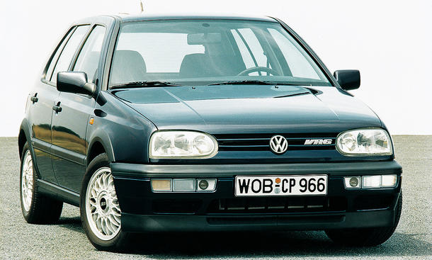 VW Golf III (1991)