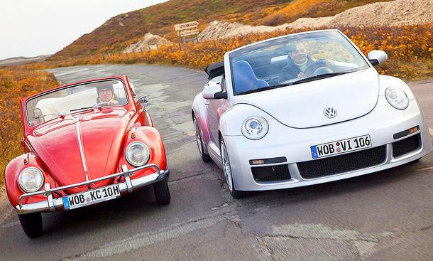 VW Käfer Cabrio: Classic Cars