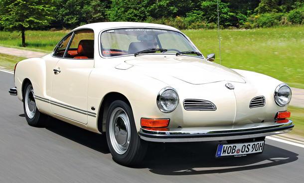 Kaufberatung: VW Karmann-Ghia Typ 14