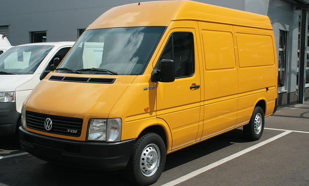 VW LT 35 TDI