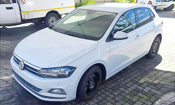 VW Polo 6 (2017) Foto-Leak