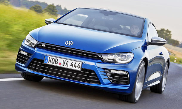 VW Scirocco R Facelift (2014)