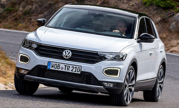 neuer vw t roc 2017 erste testfahrt update. Black Bedroom Furniture Sets. Home Design Ideas