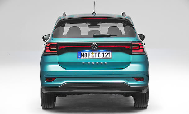 VW T-Cross (2018)