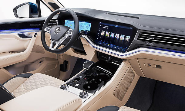 VW Touareg III (2018): Preis & technische Daten