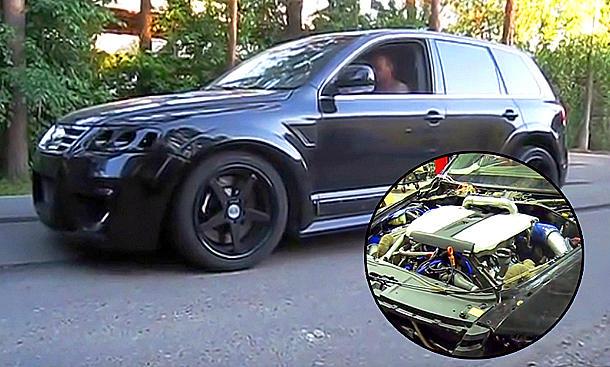VW Touareg W12