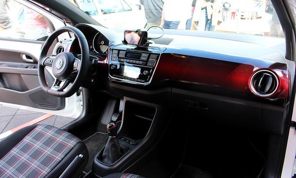 VW Up GTI (2018)