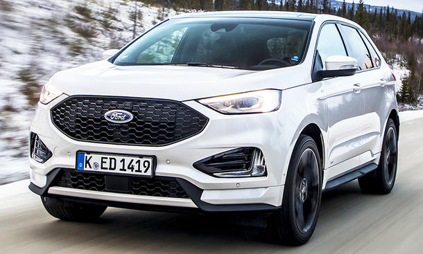 Ford Edge: Test