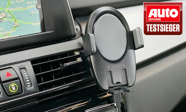 Vanmass Fast Charger