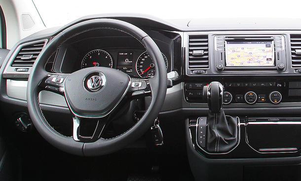 VW Multivan: Familien-Test