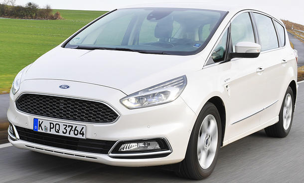 Ford S-Max: Familien-Test