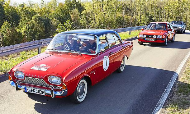 Köln Historic (2018): Klassik-Rallye