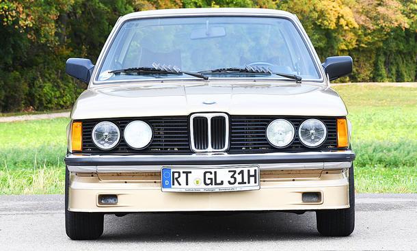 BMW 323i (E21): Oldtimer kaufen