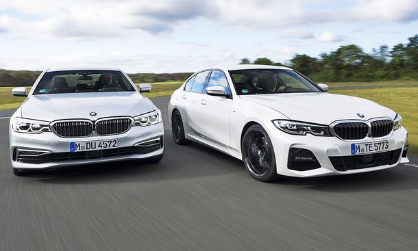 BMW 320d/BMW 520d