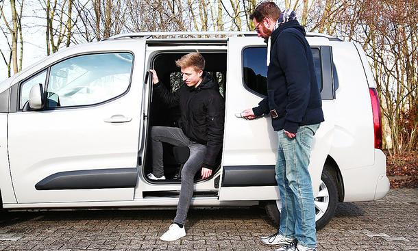 Opel Combo Life: Familien-Test