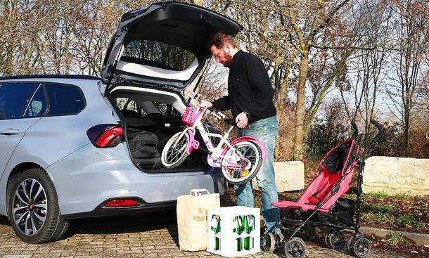 Fiat Tipo Kombi: Familien-Test
