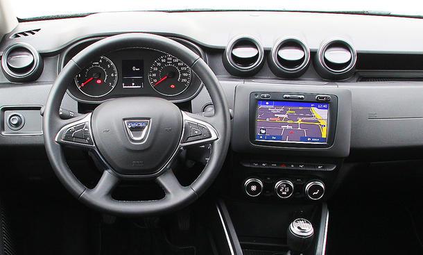 Dacia Duster: Familien-Test