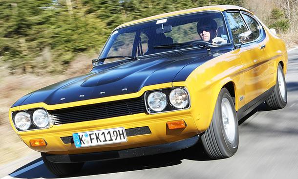 50 Jahre AUTO ZEITUNG: Ford-Design
