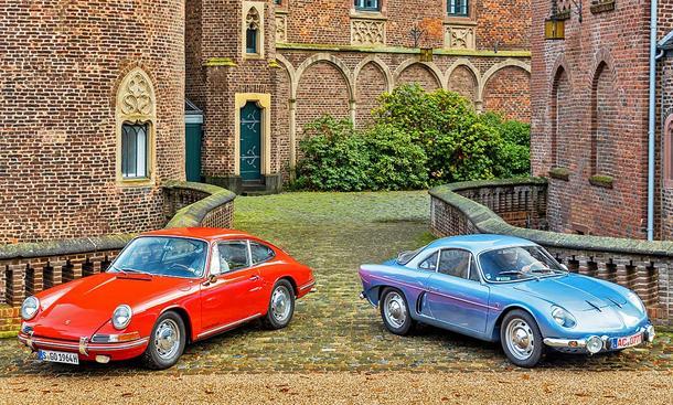 Porsche 901/Alpine A108: Classic Cars