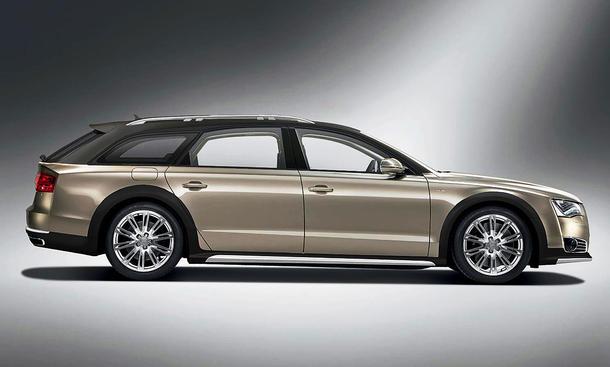 Audi A8 Avant: Castagna Milano