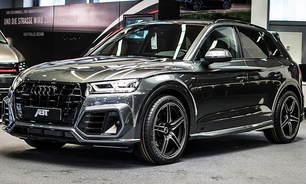 Audi Q5: Tuning von Abt