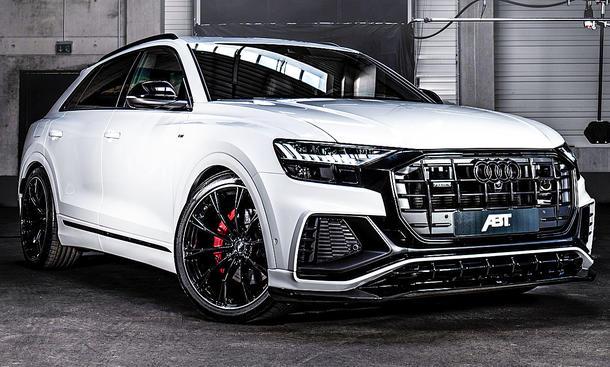 Abt Audi Q8 50 TDI (2019)