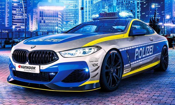 BMW M850i von AC Schnitzer