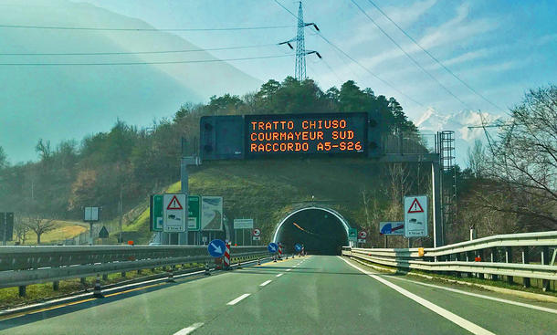 ADAC Tunnel-Test 2020