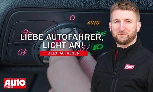 Alex' Aufreger: Abblendlicht