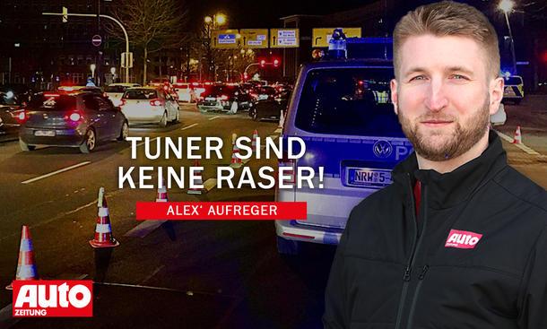 Alex' Aufreger: Tuner vs. Raser