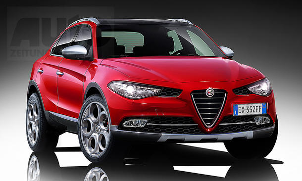 Alfa Romeo City-SUV (2022)