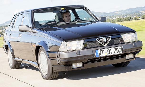 Alfa Romeo 75: Oldtimer kaufen