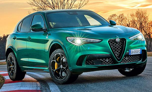 Alfa Romeo Stelvio QV Facelift (2020)