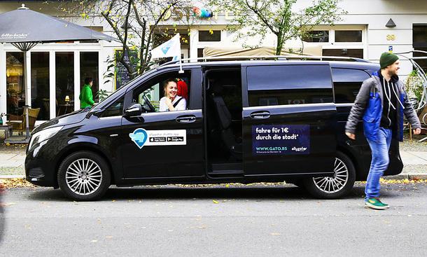 Allygator bietet Carsharing in Berlin