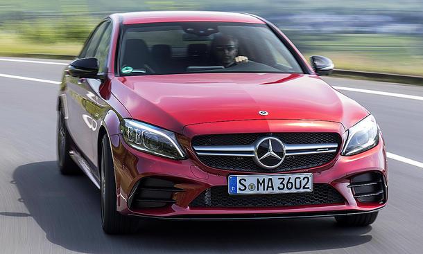 Mercedes-AMG C 43 (Facelift): Test