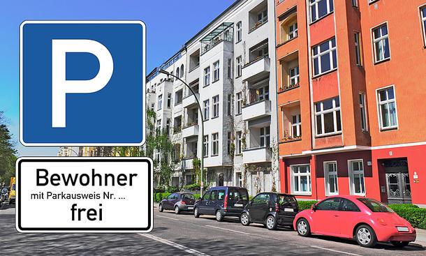 Bewohnerparkausweis beantragen: Kosten & Strafe