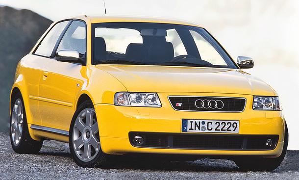 Audi S3 (1999)