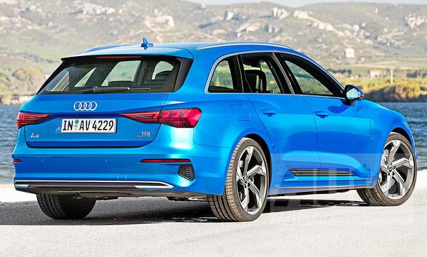 Audi A4 Avant (2024)