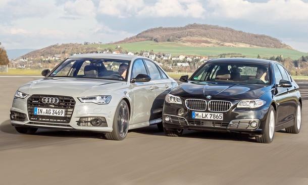 Audi A6/BMW 5er: Gebrauchtwagen kaufen