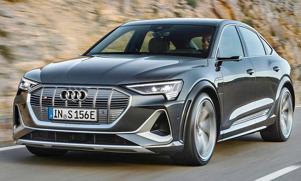 Audi e-tron S Sportback (2020)