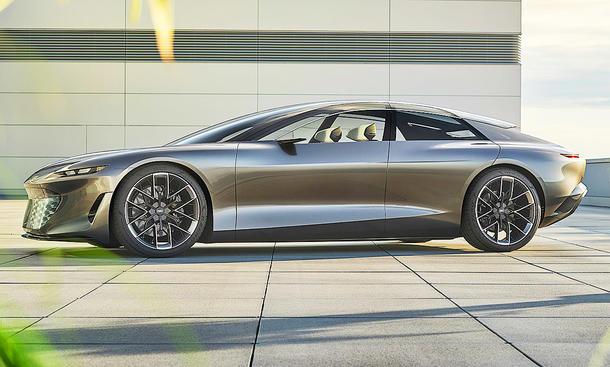 Audi Grandsphere (2021)