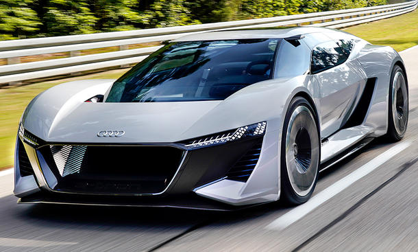 Audi Pb18 E Tron Pebble Beach 2018 Update Autozeitungde