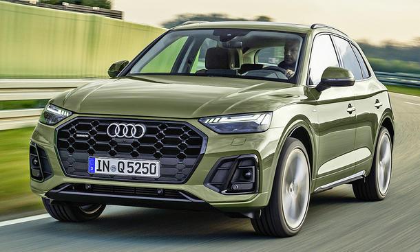 Audi Q5 Facelift 2020 Preis Hybrid Autozeitung De