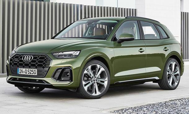 Audi Q5 Facelift (2020)