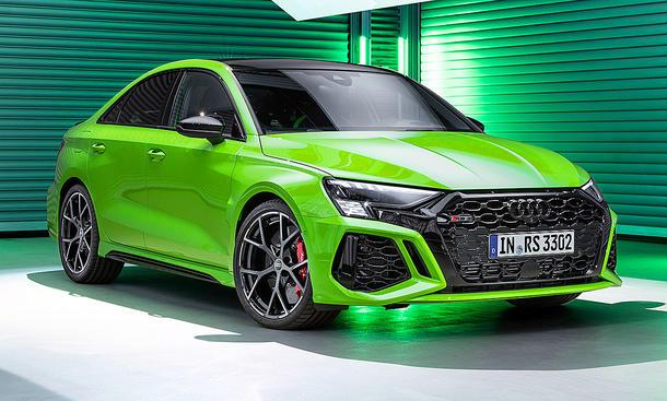 Audi RS 3 Limousine (2021)