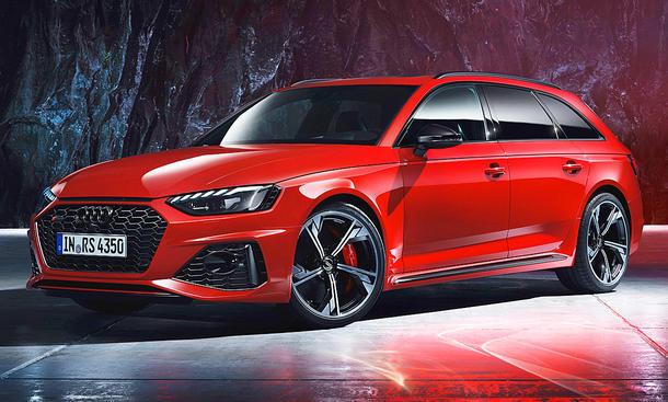 Audi RS 4 Facelift (2019)