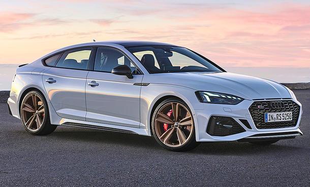 Audi RS 5 Sportback Facelift (2020)